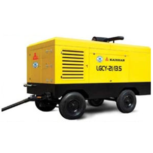 Portable Screw Air Compressor LHCY - 12/7