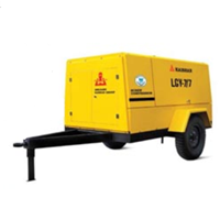 Portable Screw Air Compressor LGY - 6.5/7