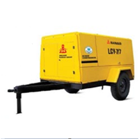 Portable Screw Air Compressor LGY - 5.5/10