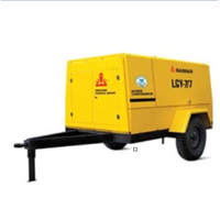 Portable Screw Air Compressor LGY - 7.8/7