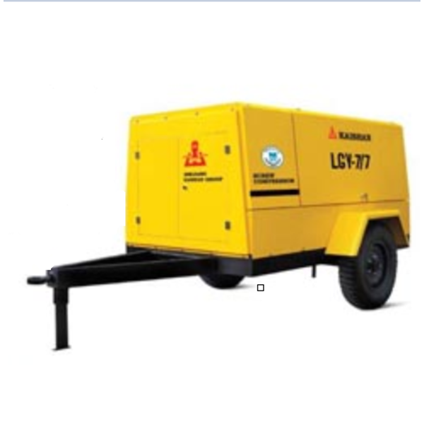 Portable Screw Air Compressor LGY - 7.8/7