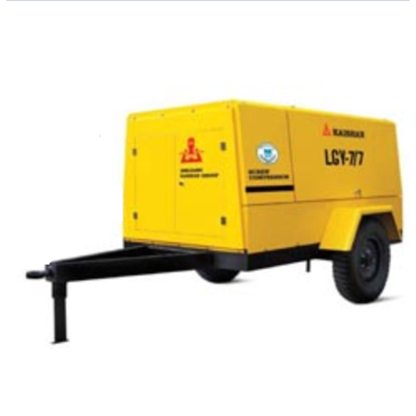Portable Screw Air Compressor LGY - 6/13