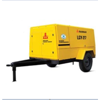 Portable Screw Air Compressor LGY - 13/7
