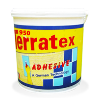 Light Concrete Adhesive & Floor Tile Terratex S750 - 1 Kg 1