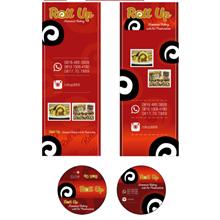 Custom Sticker Dan Label