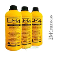 Effective Microorganism-4 (Em4)