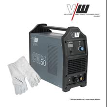 Mesin Plasma Cutter CW60 Pilot Arc Inveter cutting 20MM HF Arc + Gloves