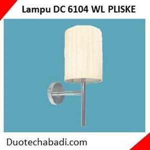 Lampu Mentari DC 6104 WL PLISKE untuk Decoration Lighting