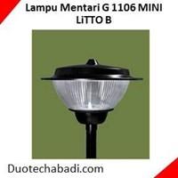 Lampu Mentari G 1106 Mini Lito B untuk Garden Lighting 1