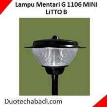 Lampu Mentari G 1106 Mini Lito B untuk Garden Lighting