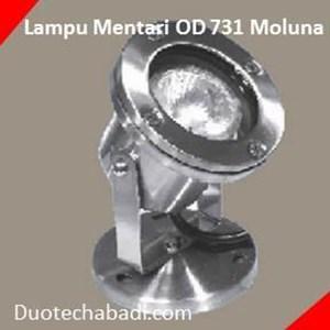 Lampu Mentari OD 7301 Moluna untuk Lampu Outdoor