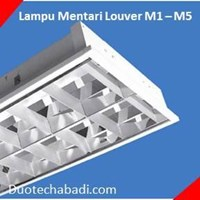 Lampu Mentari Louver M1 - M5