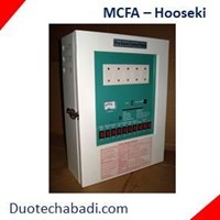 Jual Master Control Fire Alarm (MCFA) Hooseki