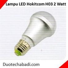 Lampu LED Hokitcom Type Bulb H03 2 Watt