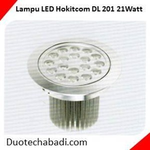 Lampu LED Hokitcom Type LED Ceiling Light Series DL - 201 - 21W