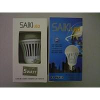 Lampu LED bulb SAIKI 1