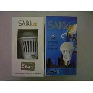 Lampu LED bulb SAIKI