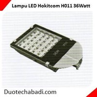 Lampu LED Hokitcom Type LED Road Lamp Series H011 - 36Watt