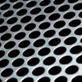 Plat Lubang bulat Round Perforation Metal