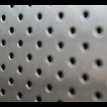Perforated Metal Aluminum
