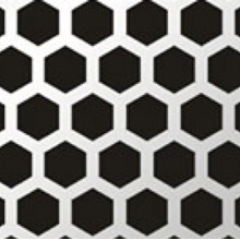Honeycomb Perforation Metal