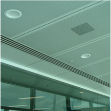 Perforated Metal Ceiling
