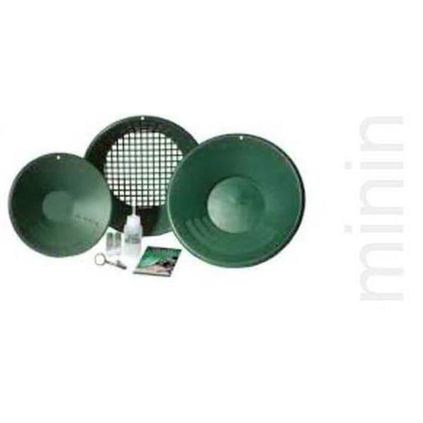 Alat Dulang Emas SGP Complete Gold Pan Set