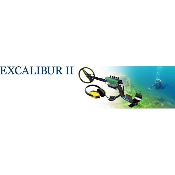 Alat Deteksi Emas Excalibur II