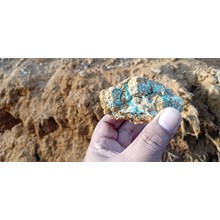 Geological Prospecting Survey for mining