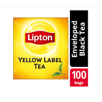 Teh Lipton Yellow Label Enveloped