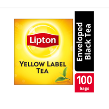 Lipton Yellow Label Enveloped Tea
