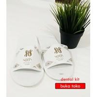 Sandal Hotel Putih 4mm