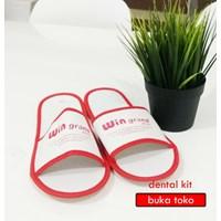 Sandal Hotel Putih 3mm