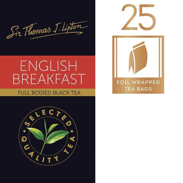 Sir Thomas Lipton English Breakfast