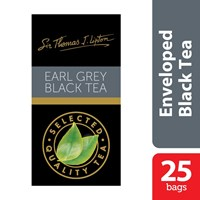 Sir Thomas Lipton Earl Grey Black Tea