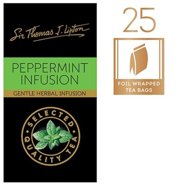 Teh Lipton Peppermint Influsion