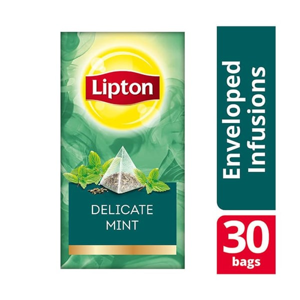 Teh Lipton Delicated Mint