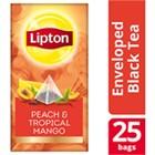 Teh Lipton Peach & Tropical Mango 1