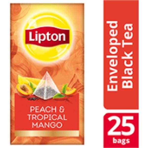 Teh Lipton Peach & Tropical Mango