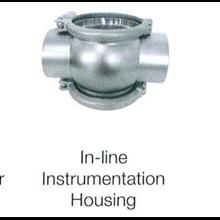 In-Line Instrumentation Housing