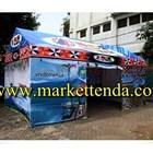 Tenda Paddock Galvanis 3 x 6 Meter 1