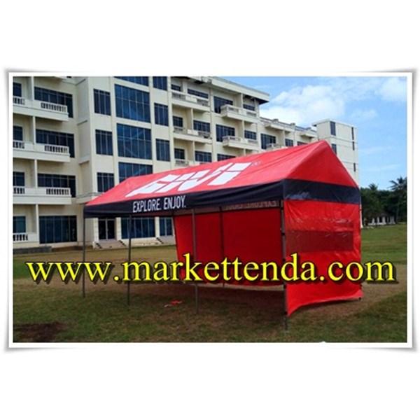 Tenda Paddock Galvanis 3 x 6 Meter