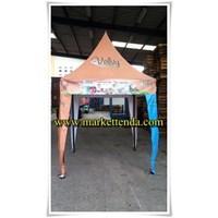 Tenda Kerucut 2 X 2 Meter