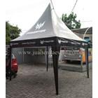 Tenda Kerucut 3 X 3 Meter 6