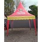 Tenda Kerucut 3 X 3 Meter 5