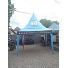 Tenda Kerucut 3 X 3 Meter 2