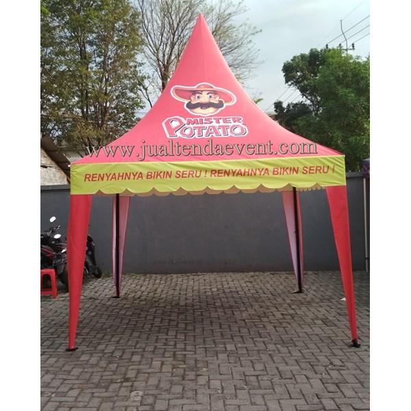 Tenda Kerucut 3 X 3 Meter