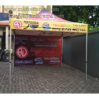 tenda lipat custom
