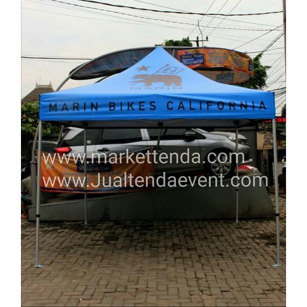 tenda lipat custom