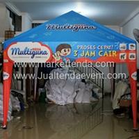 Tenda kafe 3x3